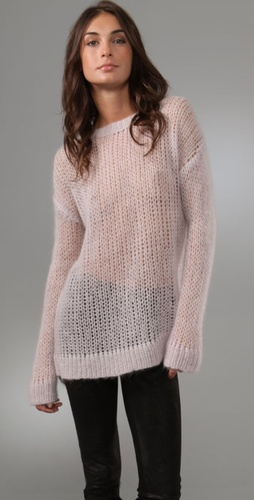 By Malene Birger Baquilla Mohair Sweater