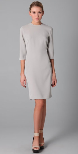 Calvin Klein Collection Apple Dress