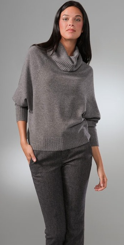 C&c California Dolman Turtleneck Sweater