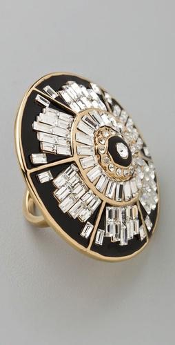 CC SKYE Blossom Ring