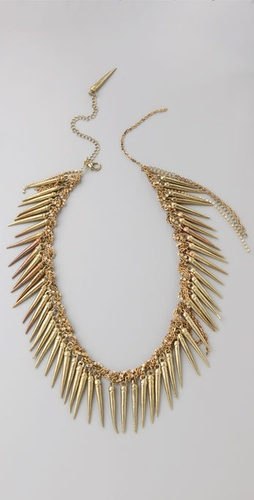 CECILIA DE BUCOURT Spike Necklace