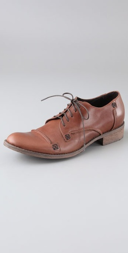 Charles David Randy Flat Oxfords