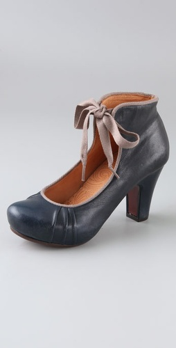 Chie Mihara Shoes Cotone In Step Booties