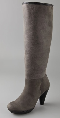 Chie Mihara Shoes Amanecer Shearling Boot
