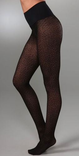 Commando Leopard Legs Tights