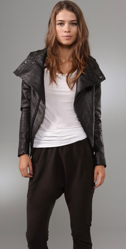 Dallin Chase Solomon Leather Jacket