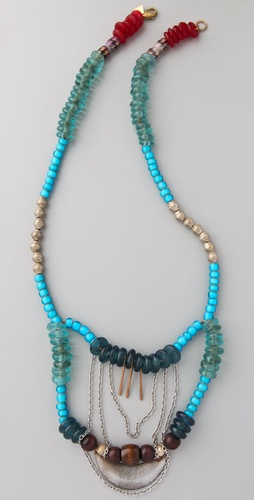 Dannijo Mahari Necklace