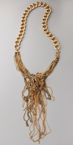 Dannijo Ruth Celia Necklace