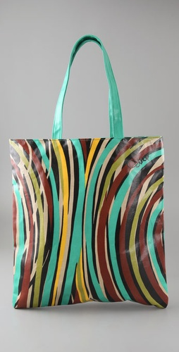 Diane von Furstenberg Jungle Cool Beach Tote