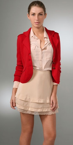 Diane Von Furstenberg Arabelle Jacket