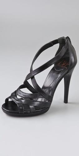 Diane von Furstenberg Saint High Heel Sandals
