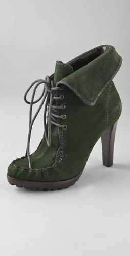 Diane Von Furstenberg Jameson Hiking Boot
