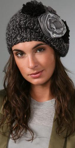 Diane von Furstenberg Tuto Hat