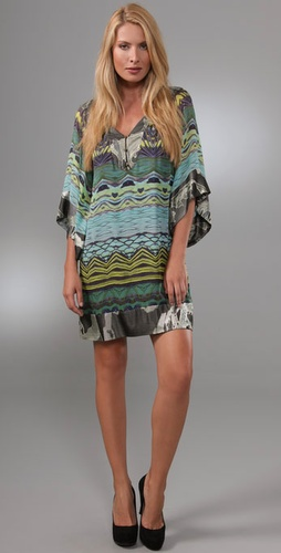 Diane Von Furstenberg Tabalah Dress