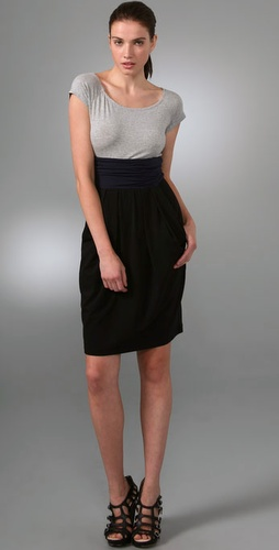 Dkny Short Sleeve Dress