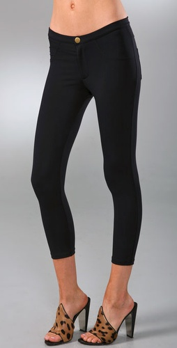 David Lerner 5 Pocket Capri Leggings