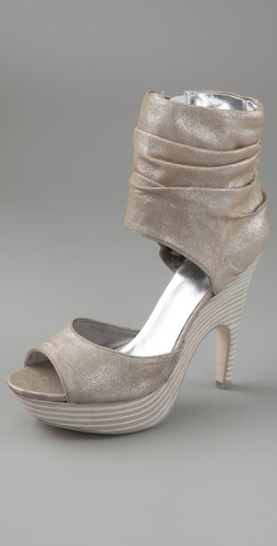 Misty Shirred Cuff Sandals - Dolce Vita from shopbop.com