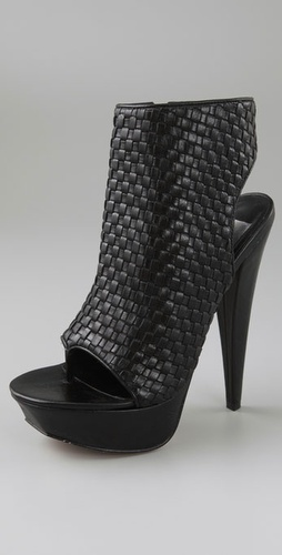 Lee Thong Open Back Booties - Dolce Vita from shopbop.com