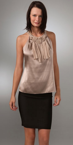 Elie Tahari Eva Blouse