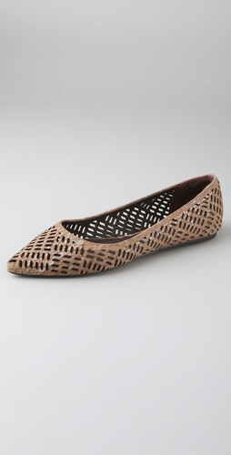 Elizabeth and James Lara Laser Cut Flats