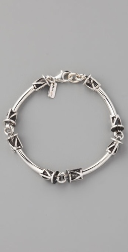 Elizabeth And James Tusk Link Bracelet