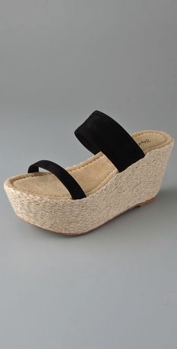 Elizabeth and James Boca Platform Sandals