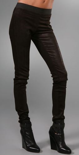 Elise Overland Leather Leggings