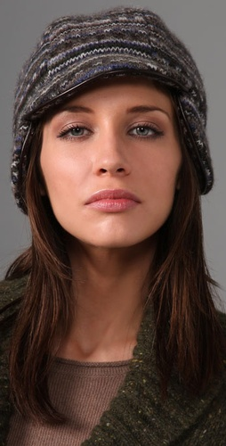 Eugenia Kim Sam Fair Isle Cap