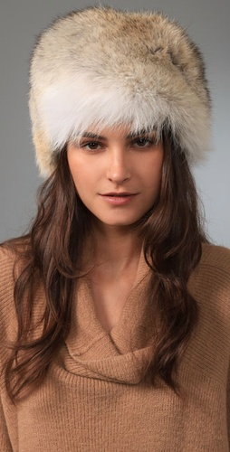 Eugenia Kim Natasha Fur Bubble Hat
