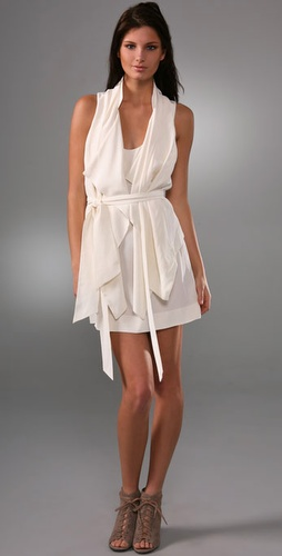Ever Loveland Draped Layer Dress