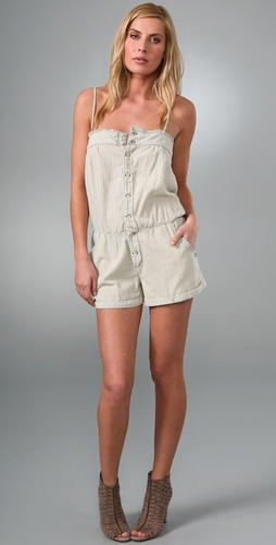 Ever Sequoia Romper