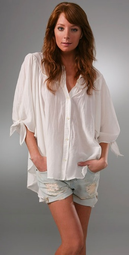 Ever Temuco Oversized Caftan Tunic