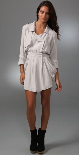 Ever Knighton Wrap Dress