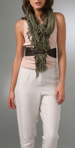Elegantly Waisted Zoe Belt