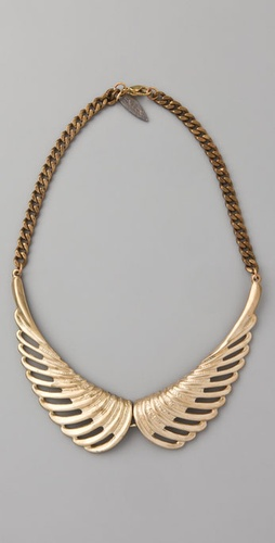 Fallon Jewelry Wing Choker