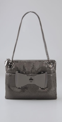 Felix Rey Isabell Mesh Shoulder Bag