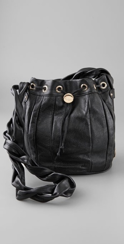 Foley   Corinna Vivi Drawstring Bag