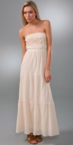 Free People Stargazer Long Dress