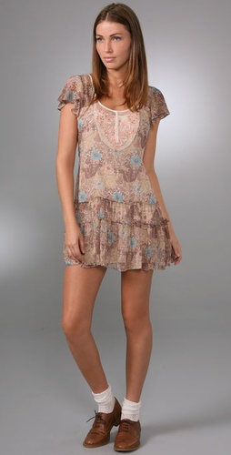 Free People Dandelion Dress