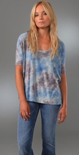 Free People We The Free Tie Dye Tee