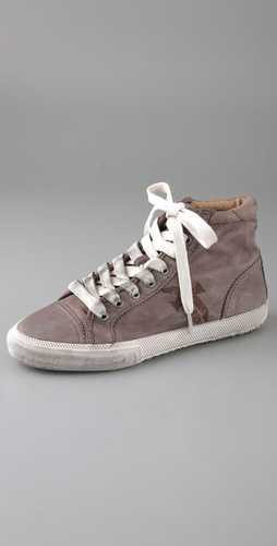 Frye Kira High Top Sneakers