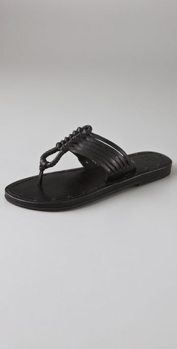 Frye Zoe Huarache Thong Sandals