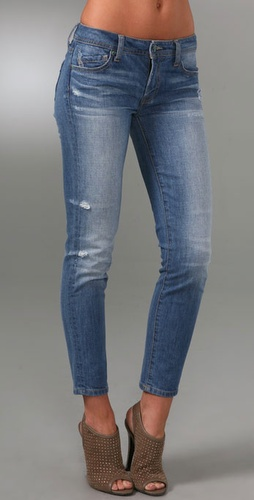 Genetic Denim Bardot Cigarette Ankle Jean