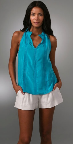 Geren Ford Crochet Insert Top