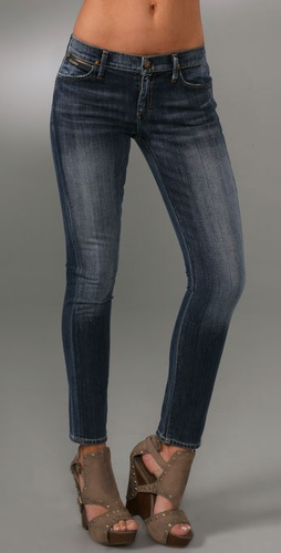 Goldsign Frontier Slim Crop Jeans