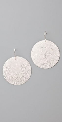 Gorjana Somerset Disc Earrings