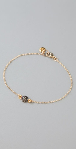 Gorjana Diamond Coin Bracelet