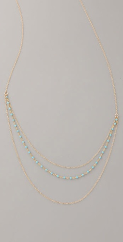 Gorjana Stevenson Long Layer Necklace