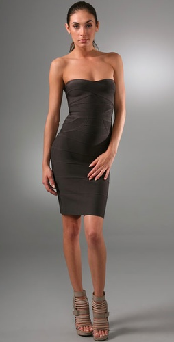 Herve Leger Signature Essentials Straples