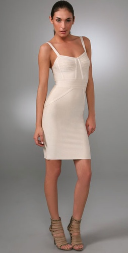 Herve Leger Novelty Essentials Cocktail D